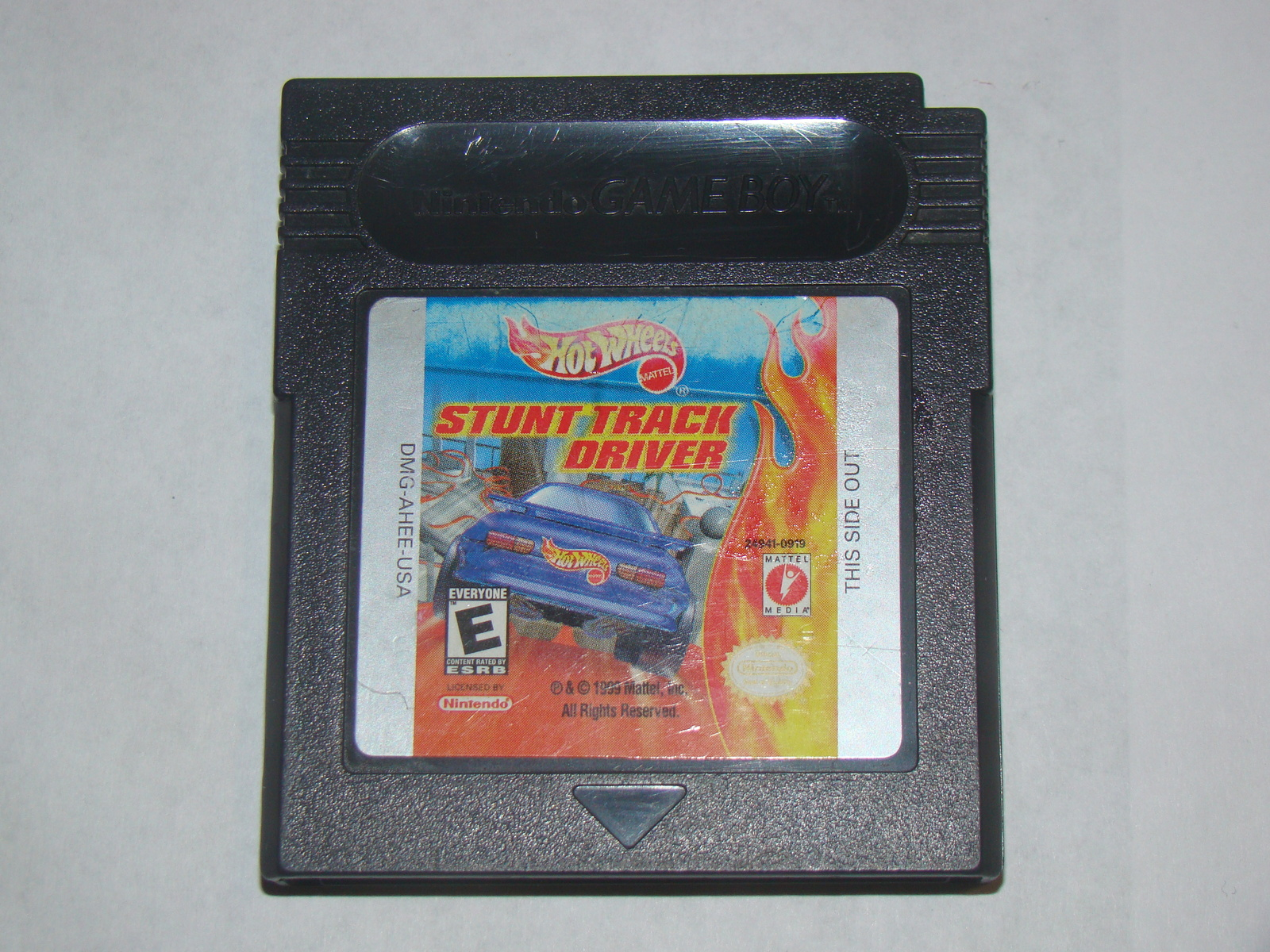 Primary image for Nintendo Game Boy Color - Hot Wheels STUNT TRACK DRIVER (Game Only)