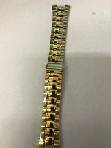 NEW SEIKO SNA694 Gold Metal Watch Band Bracelet Replacement - $59.99