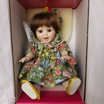 Marie Osmond Collectible Doll Rachel Tiny Tot Hand Numbered 2599 COA 1992 - $29.65