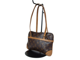 Auth LOUIS VUITTON Coussin Monogram Canvas Mini Shoulder Bag LS15150L - $349.00