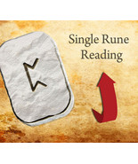 1 Rune Stone Reading/1 Question - $8.00