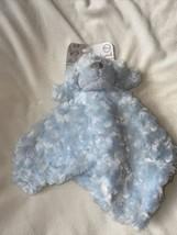 New Blankets & Beyond Blue Puppy Dog Security Blanket Lovey Nunu  - $16.82
