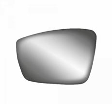Fits 64-76 VW Beetle Mirror Glass Lens Fits  Left Driver or Right Passenger