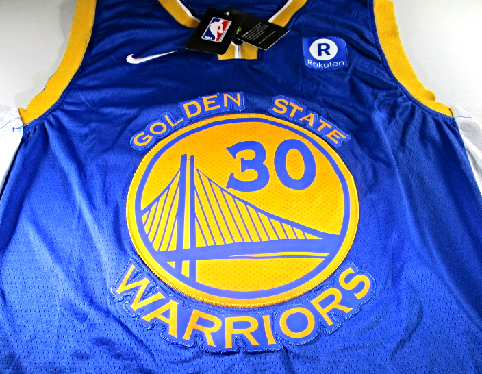 low priced fb07a 2bf4a STEPHEN CURRY - GOLDEN STATE WARRIORS - HAND SIGNED