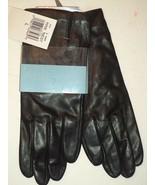 Nine West Floral Genuine Leather Gloves - $28.80