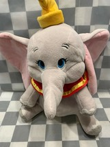 "DUMBO The Flying Elephant 15"" Plush Stuffed Toy Animal Disney - $13.36"