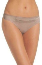CALVIN KLEIN Invisibles With Mesh Thong In Josephine QD3692 NWT, Size XL - $9.99