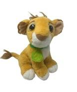 """Vintage Disney Baby Simba Lion King Plush Purring Stuffed Animal 10"""" Mat... - $17.99"""