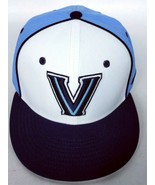 Villanova University Wildcats Men's Baseball Cap Hat Fitted XS/Small - $29.49