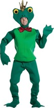 Frog Prince Costume Adult Men Women Green Animal Halloween Party One Siz... - $79.99