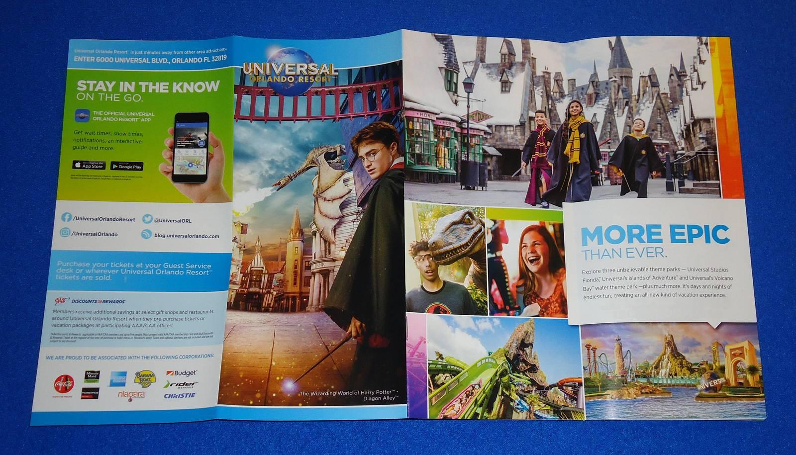 Brand New Universal Studios Orlando Souvenir and 11 similar