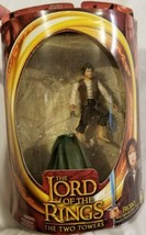 ToyBiz Lord of the Rings Frodo Action Figure The Two Towers Marvel 2002 ... - $25.48