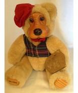 Applause Raikes Bears Papa Bear Sku 54191 Wood Face & Hands NWT - $31.19