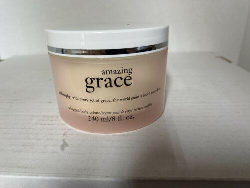 Philosophy, Amazing Grace Whipped Body Creme 8 Fl Oz. Without Box GG - $15.83