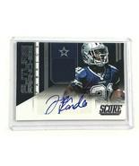 2014 Panini Future Franchise NFL Football Material Autograph Card Joseph... - $7.64