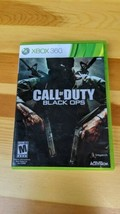 Call of Duty: Black Ops (Xbox 360, 2010) Complete - $7.91