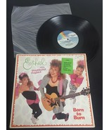 Ethel and The Shameless Hussies ~ Born To Burn ~ MCA-42191 ~ Vinyl Record - £1.48 GBP