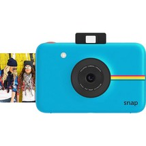 Polaroid Snap Instant Digital Camera (Blue) with ZINK Zero Ink Printing ... - $243.99