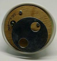 Vintage Otagiri Japan Porcelain Bride & Groom Church Turning Figurine Music Box image 4