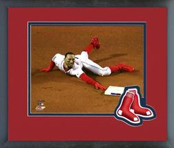 Mookie Betts Game 1 of 2018 World Series - 11x14 Team Logo Matted/Framed Photo - $42.95