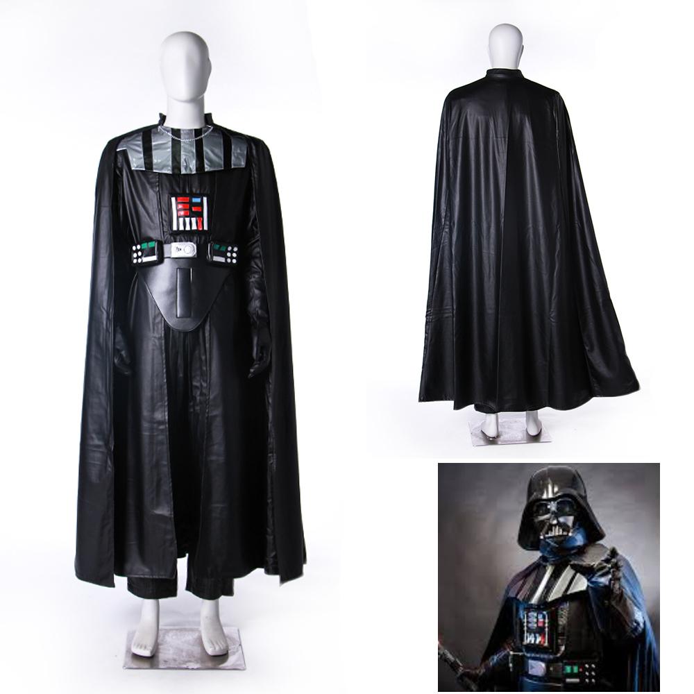 Halloween Star Wars Darth Vader  Cosplay costume Darth Vader Costumes