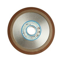 Diamond Wheel 100 MM Grinding Disc Cup Grinder Grit Stone Concrete Tool ... - $17.99