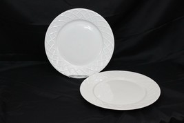 "Oneida Picnic Chop Plates Platters 12"" Set of 2 - $31.85"