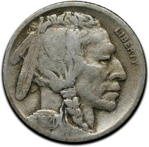 1920D Buffalo Nickel Coin Lot# A 331 image 1