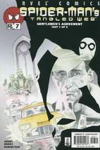 Tangled Web #7 NM 2001 Marvel Spider-Man Comic Book - $1.89