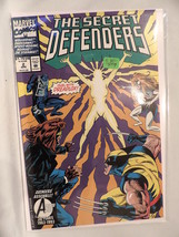 #2 The Secret Defenders 1993 Marvel Comics B891 - $3.99