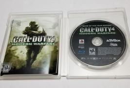 Call of Duty 4: Modern Warfare -- Game of the Year Edition (Sony PlaySta... - $9.14
