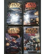 Lot of 4 Star Wars Paperback Books X-Wing Series Michael Stackpole # 3 4... - $15.83