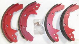 Spicer DSS566 Brake Shoe Set Raybestos 566PG Fit 86-92 Ford Taurus Mercu... - $23.04