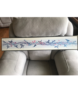 The Nature Company Kimberly Beck Hummingbird Picture - $200.00