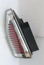 08-13 Cadillac CTS 4 door Sedan Euro LED Rear Tail Light Lamp Driver Left LH image 5