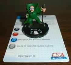 Mole Man 1-12 Marvel Heroclix Classics - $0.99