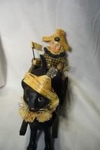 Bethany Lowe Halloween Black Cat Express image 2