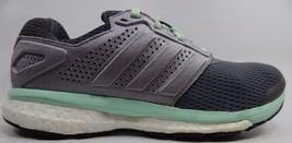 Adidas Glide Boost 7 Women's Running Shoes Size US 7 M (B) EU 38 2/3 Gra... - $58.02