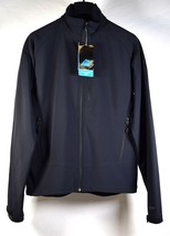 Eastern Mountain Sports EMS Mens Vertical Jacket Nylon Black S NWT - $79.20