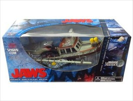 JAWS Deluxe Box Set Series 4 McFarlane Toys Movie Maniacs Shark USED - $427.00