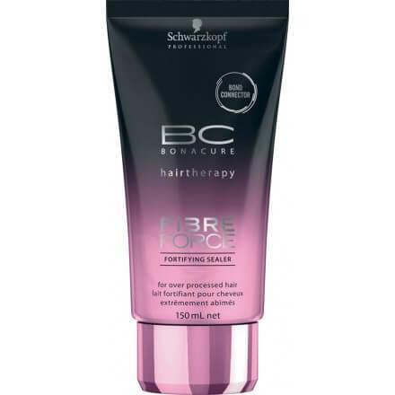 Schwarzkopf Professional  Bonacure - Fibre Force Fortifying Shampoo  6.76oz