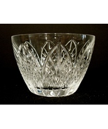 "Lenox Crystal 5"" Round Bowl Abbey Pattern - $6.99"
