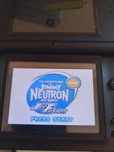 Nintendo Game Boy Advance GBA Nickelodeon Jimmy Neutron Boy Genius: Jet Fusion image 1