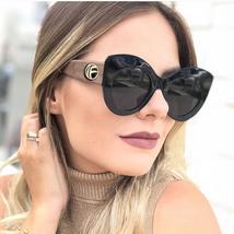 ROYAL GIRL Vintage Cat Eye Sunglasses Women Brand Designer Sun Glasses F... - $44.56