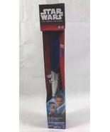 Star Wars Return of The Jedi Rey (Starkiller Base) Electronic Lightsaber... - $13.36