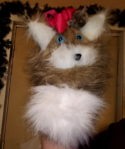 "MADE TO ORDER: Professional ""Cat or Dog"" Muppet Style Ventriloquist Puppet - $50.00"