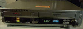 Panasonic SA-HT820V 5 Disc Changer DVD VHS VCR Combo Home Theater Unit T... - $74.99