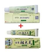 2pcs zudaifu Body Psoriasis Cream Chinese Ointment Relieve Psoriasis Der... - $15.40