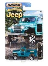 Mattel Matchbox - Jeep - Blister 1 PZ - $10.84