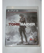 Playstation 3 - TOMB RAIDER (Complete with Manual) - $12.00
